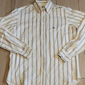 Etro Italy Dress Shirt 16 x 35/36
